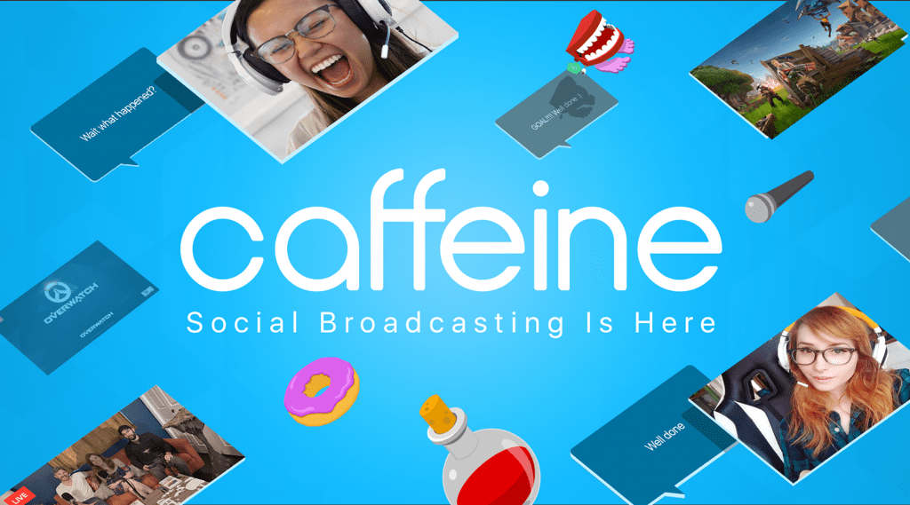 Caffeine Streaming Platform