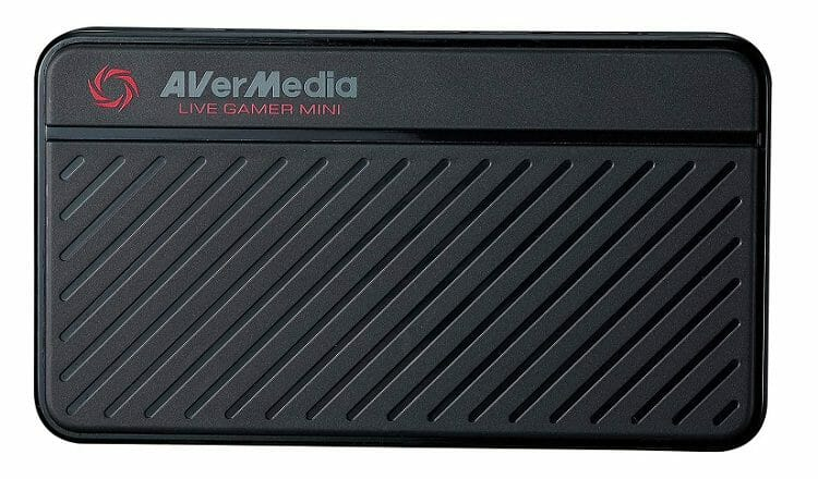 AverMedia GC311 Game Capture Card Review