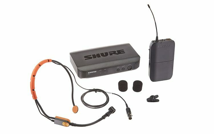 Shure BLX14/SM31 Wireless Microphone System with Bodypack Review