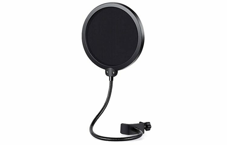 InnoGear Upgraded Microphone Pop Filter Mask Shield Review