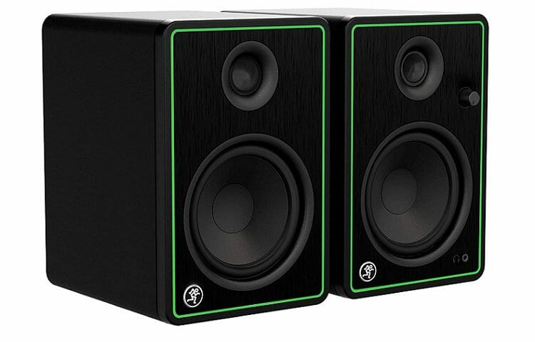 Mackie CR-X Series, 5-Inch Multimedia Monitors Review