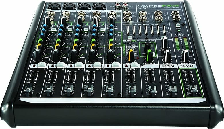 best mixer for podcasts