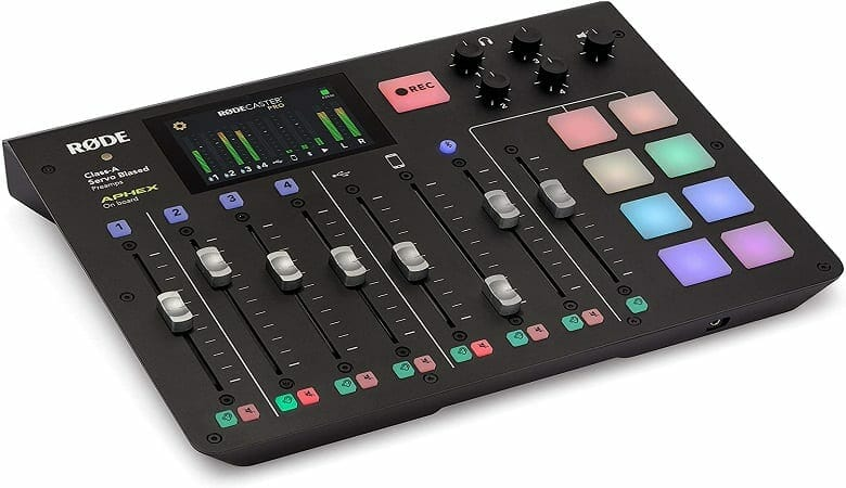 best mixer for podcast