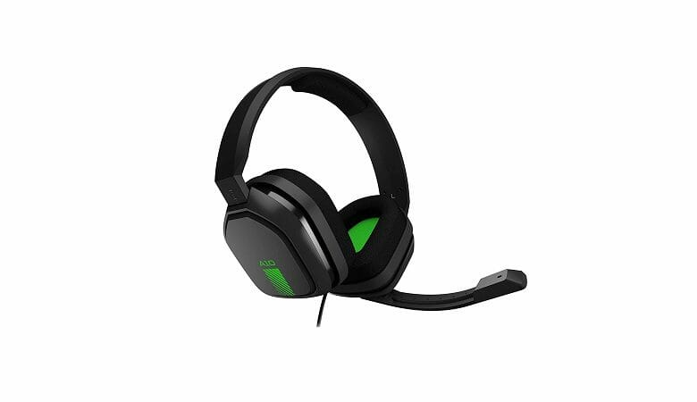 Runner Up: ASTRO Gaming A10 Gaming Headset
