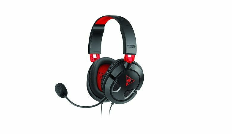Alternative: Turtle Beach Ear Force Recon 50 Gaming Headset
