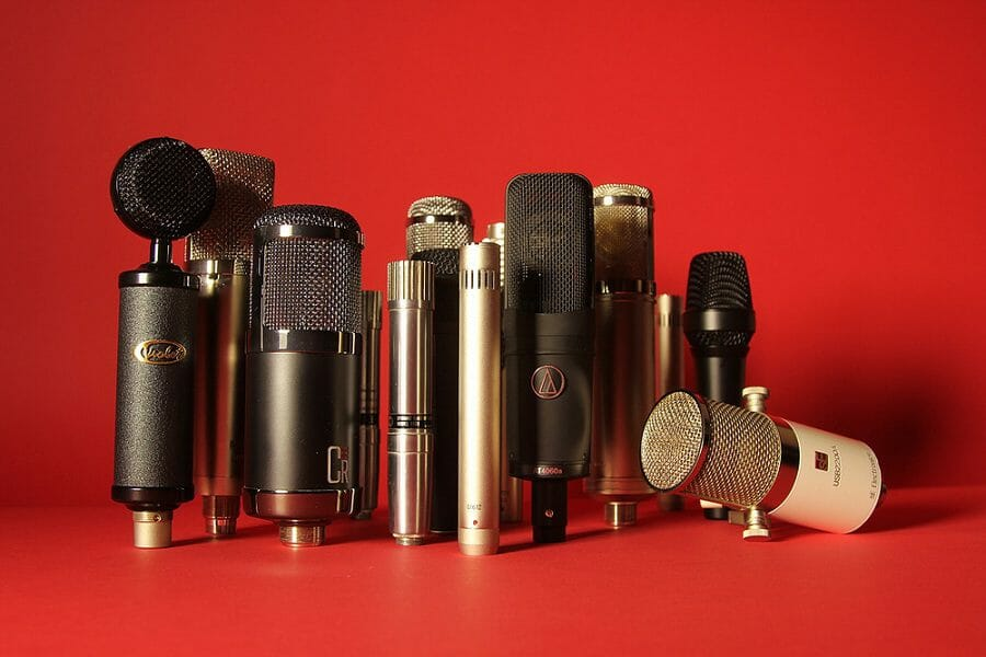 Types Of Microphones You Should Know About