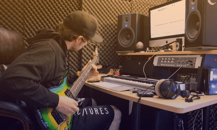 Recording Electric Guitar On PC