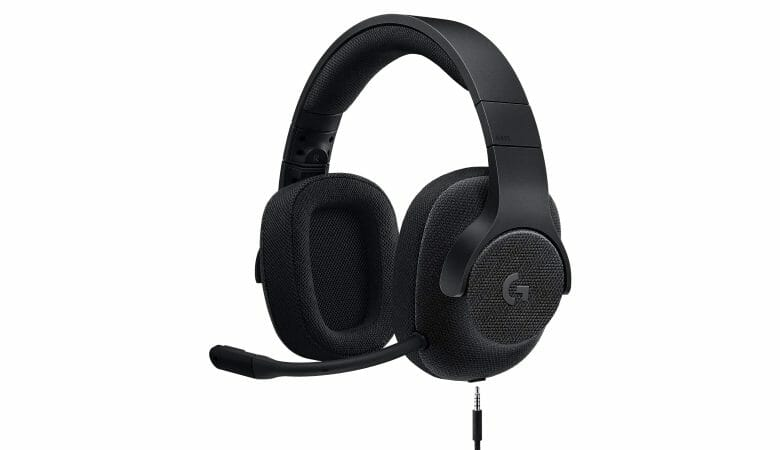 Logitech G433 7.1 Gaming Headset with DTS Headphone