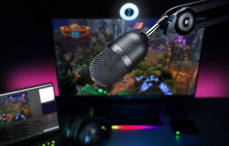 microphone for streaming